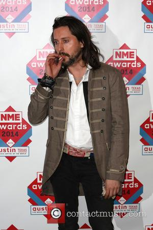 Carl Barat - The NME Awards 2014 held at O2 Academy Brixton - Arrivals - London, United Kingdom - Tuesday...