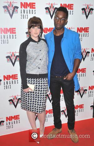 Alexandra Roach, Nathan Stewart-Jarrett from Utopia - The 2013 NME Awards held at The Troxy - Arrivals - London, United...
