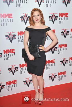 Katy B - The 2013 NME Awards held at The Troxy - Arrivals - London, United Kingdom - Wednesday 27th...
