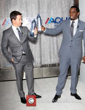 Mark Wahlberg and Sean Combs - Sean 'Diddy' Combs and Mark Wahlberg Host Press Conference To Announce Their Newest Venture...