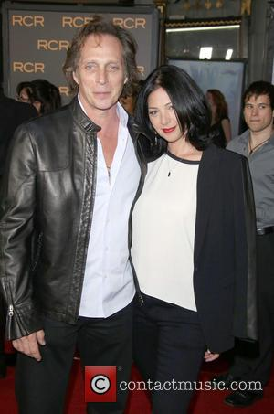 William Fichtner and Kimberly Kalil - 'Phantom' Los Angeles Red Carpet Premiere at the Chinese Theater - Los Angeles, California,...