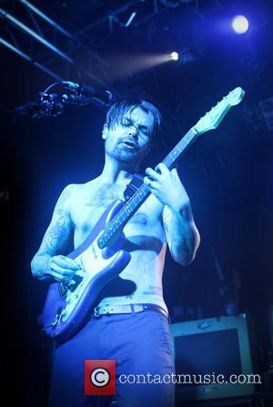 Biffy Clyro - Biffy Clyro performing at the Nosturi Club