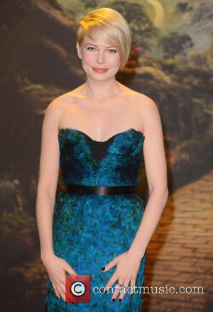 Michelle Williams - U.K. premiere of 'Oz the Great and Powerful' held at the Empire, Leicester Square - Arrivals -...