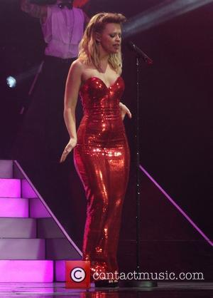 Girls Aloud and Kimberly Walsh - Girls Aloud performing live in concert on their '10' tour at the O2 -...