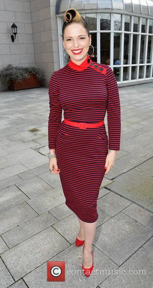 Imelda May - 16th Annual UNICEF Ireland Mother's Day Lunch at The Four Seasons Hotel - Dublin, Ireland - Friday...