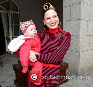 Imelda May and Violet Higham