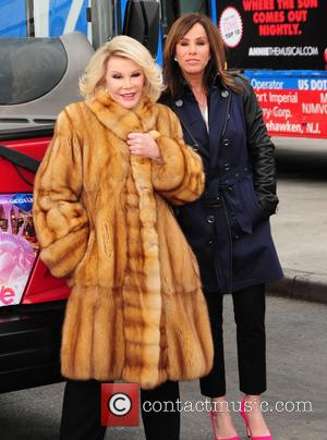 Joan Rivers and Melissa Rivers - Gray Line New York inducts WE TV stars Joan and Melissa Rivers into its...