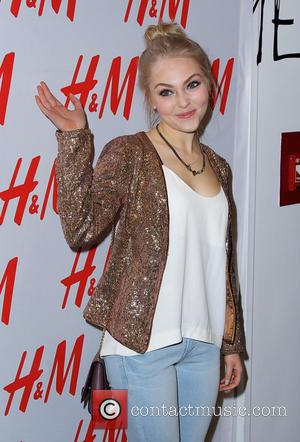 AnnaSophia Robb - H&M 'Denim Days' Launch in association with Seventeen Magazine and AnnaSophia Robb - New York City, New...