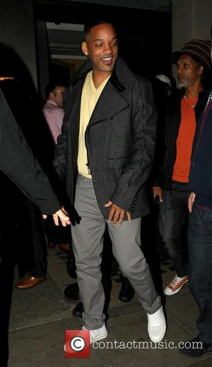 Will Smith - Will Smith in good spirits as he leaves Nobu Berkley restaurant - London, England, United Kingdom -...