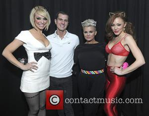 Liz McClarnon, Kerry Katona and Natasha Hamilton - Atomic Kitten perform live at G-A-Y - London, United Kingdom - Saturday...