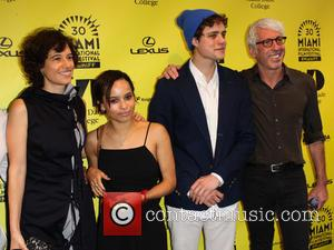 Analeine Cal y Mayor, Zoe Kravitz, Douglas Smith and Niv Fichman - 30th Miami International Film Festival -  'The...