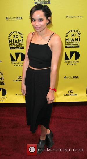 Zoe Kravitz - 30th Miami International Film Festival -  'The Boy Who Smells Like Fish' - Arrivals - Miami,...