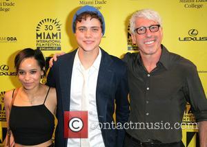 Zoe Kravitz, Douglas Smith and Niv Fichman - 30th Miami International Film Festival -  'The Boy Who Smells Like...