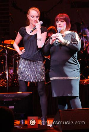 Carnie Wilson and Chynna Phillips - Wilson Phillips performing live at Magic City Casino - Miami, Florida , United States...