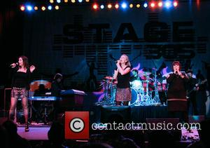 Carnie Wilson, Wendy Wilson and Chynna Phillips - Wilson Phillips performing live at Magic City Casino - Miami, Florida ,...