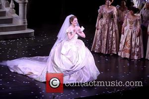 Star-studded Audience For Cinderella's Opening Night On Broadway