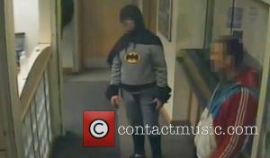 Batman Arrests Criminal In Bradford!
