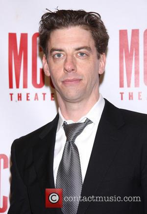 Christian Borle - MCC Theater's Miscast Gala held at the Hammerstein Ballroom - Arrivals - New York, United States -...