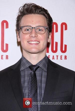 Jonathan Groff - MCC Theater's Miscast Gala held at the Hammerstein Ballroom - Arrivals - New York, United States -...