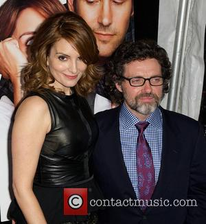 Tina Fey and Jeff Richmond - Admission' premiere at AMC Loews Lincoln Square 13 - Arrivals - New York City,...