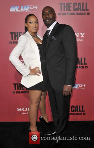 Morris Chestnut and Pam Byse - Los Angeles Premiere of 'The Call' held at ArcLight Hollywood Theatre - Los Angeles,...