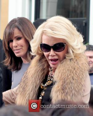 Joan Rivers - Celebrities at The Grove to appear on...