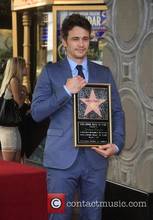 James Franco - James Franco is honoured with a Hollywood...