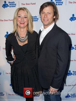 Katherine LaNasa - The Doe Fund's Night Supporting the 'Men In Blue' Sweet: New York held at The Classic Car...