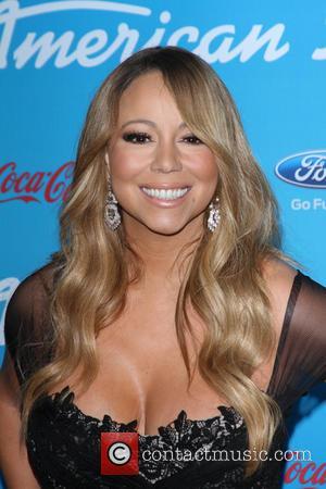 Mariah Carey - FOX 'American Idol' finalists party