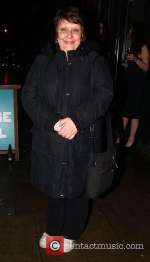 Kathy Burke Battling Mystery Illness