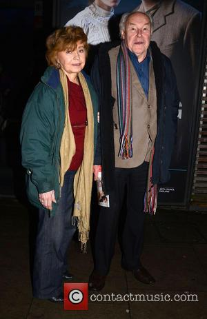 Prunella Scales Suffering From Alzheimer's Disease