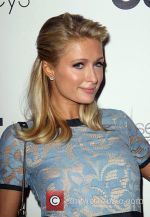 Paris Hilton - OUT Celebrates LA Fashion Week With OUT Fashion Benefitting The AIDS Healthcare Foundation - Arrivals - Los...