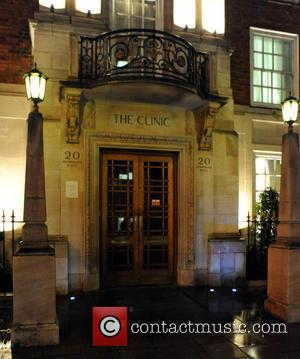 General view of the London Clinic Hospital in Marylebone where Justin Bieber was admitted after his concert at the O2...