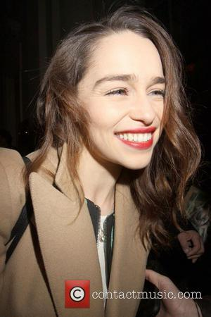 Emilia Clarke - BRITISH BORN Emilia Clarke, who played the role of Daenerys Targuyen on the HBO hit show Game...