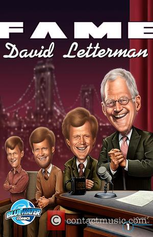 David Letterman - Bluewater Productions Inc. releases their latest comic book 'FAME: David Letterman' written by CW Cooke and illustrated...