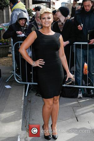Kerry Katona Engaged Again