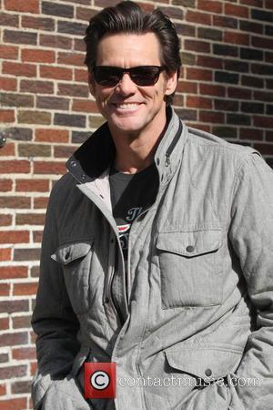 Jim Carrey - Jim Carrey arrives for