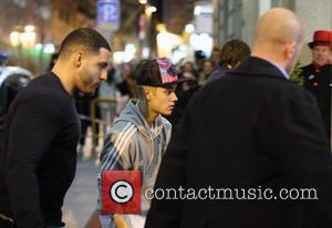 Justin Bieber - Justin Bieber in Madrid
