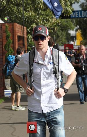 Nico HUELKENBERG, GER and Team SAUBER-Ferrari C32 - - AUSTRALIAN Formula One Grand Prix 2013, Albert Park  - Day...