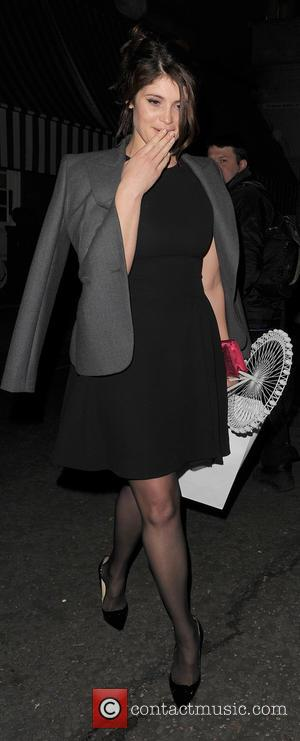 Gemma Arterton - Gemma Arterton leaving Harry's Bar in Mayfair. - London, United Kingdom - Friday 15th March 2013