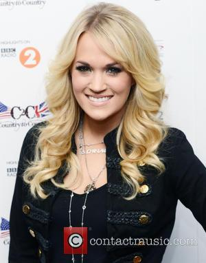 Carrie Underwood - Photo call for