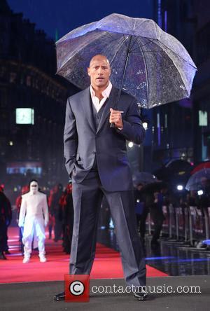 Dwayne Johnson and The Rock - G.I. JOE 3D Retaliation UK premiere held at the Empire cinema - Arrivals -...