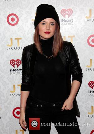 JoJo - Justin Timberlake's 'The 20/20 Experience' album release party hosted by Target and Clear Channel at the El Rey...