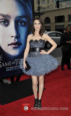 Carice Van Houten - Premiere of the third season of HBO Series 'Game of Thrones' - Arrivals - Los Angeles,...