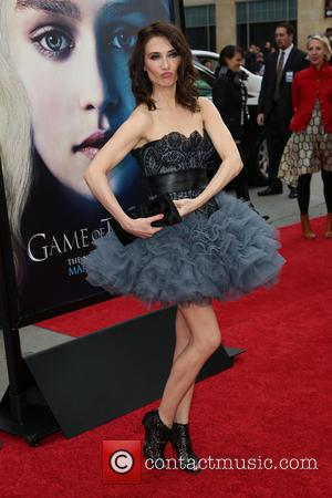 Carice van Houten - Premiere of the third season of HBO Series 'Game of Thrones' - Arrivals - Hollywood, California,...