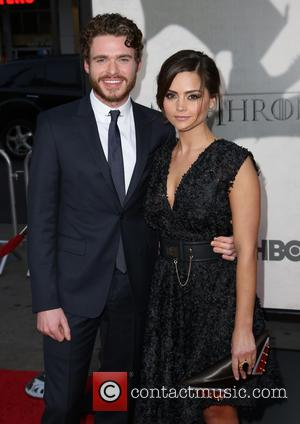 Richard Madden - Premiere of the third season of HBO...