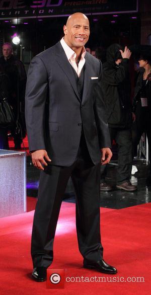 Dwayne Johnson - U.K. film premiere of 'G.I. Joe: Retaliation' held at the Empire Cinema- Arrivals - London, United Kingdom...