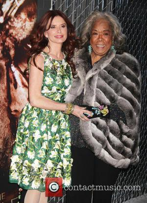 Roma Downey and Della Reese - 'The Bible Experience' Opening Night Gala at The Bible Experience - New York City,...