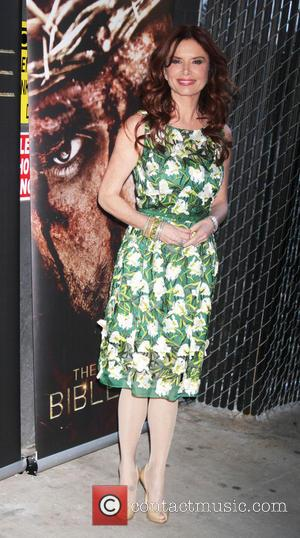 Roma Downey - 'The Bible Experience' Opening Night Gala at The Bible Experience - New York City, NY, United States...