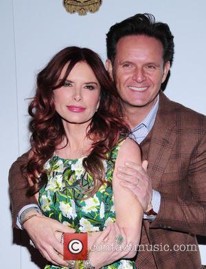 Roma Downey and Mark Burnett - 'The Bible Experience' Opening Night Gala at The Bible Experience - New York, NY,...